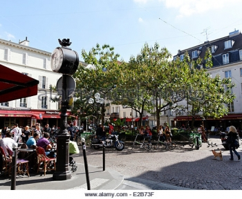 Location Studio 1 pièces Paris 5ème arrondissement (75005) - Paris 5è, Contrescarpe
