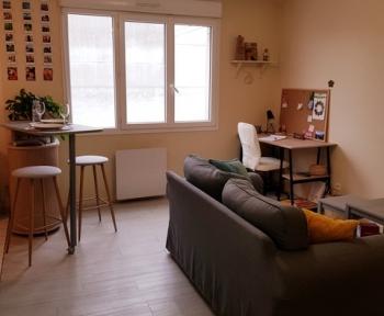 Location Appartement 1 pièce Reims (51100) - QUARTIER ST ANNE