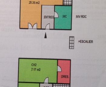 Location Maison avec jardin 3 pièces Galluis (78490)